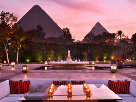 7 Best Restaurants with Pyramid Views in Giza