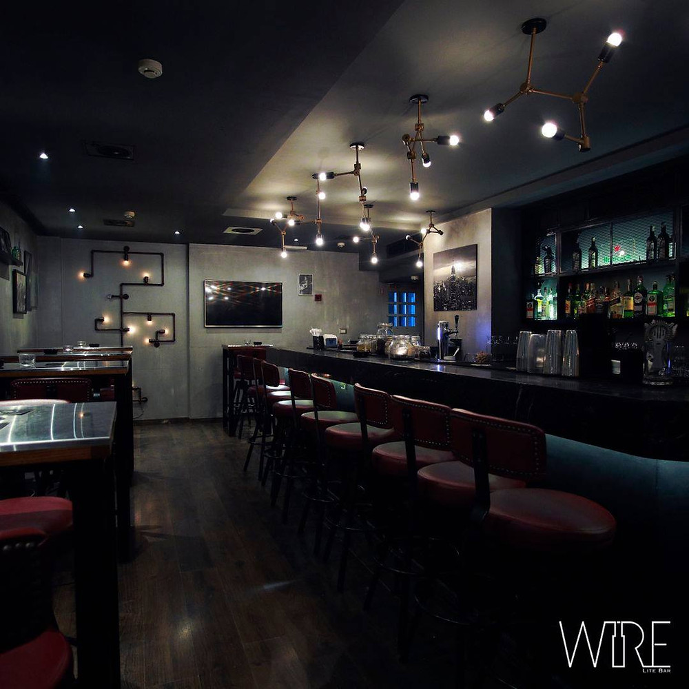 Wire. Nightlife in Heliopolis, Cairo: 10 Best Restaurants, Bars and Pubs