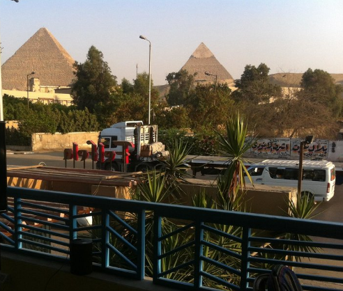 Felfela Village. Best Restaurants with Pyramid Views in Giza