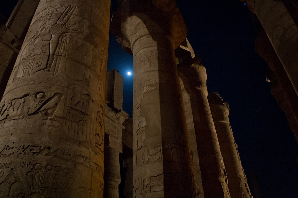 Luxor, Egypt. Best place to spend new years in egypt