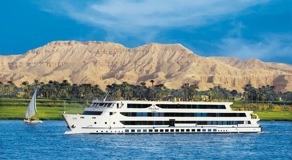 Nile cruise. 2 Weeks in Egypt: The Ultimate Local Itinerary