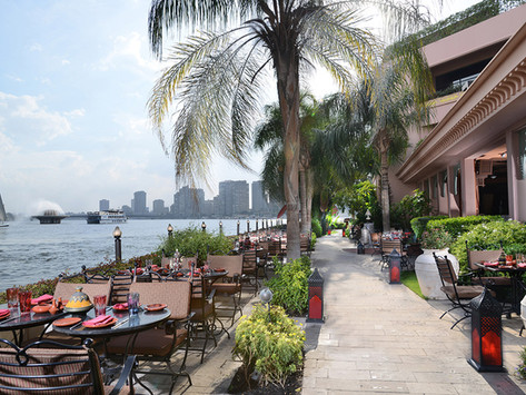 7 Nile-Side Restaurants To Take Foreign Friends To Now That Sequoia's Closed