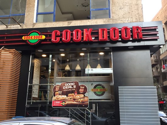 Cook Door. 21 Classic 90s Restaurants in Cairo That Are Still Open Until Now