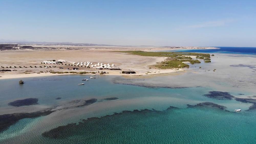 Egypt Red Sea Riviera. Wadi Lahami