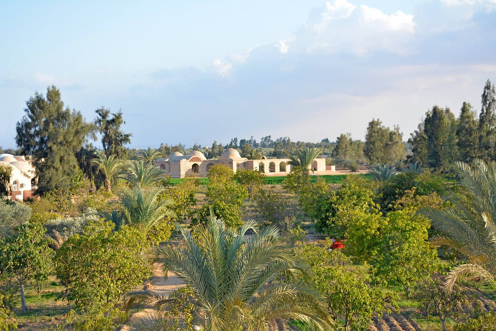 Anafora retreat. 6 Places To Enjoy Easter & Sham el Naseem In Cairo While Still Avoiding The Crowds