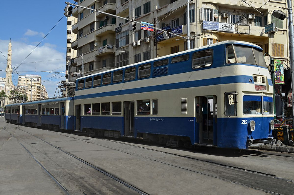Tram. Sightseeing in Alexandria, Egypt: 15 Best Things To See And Do