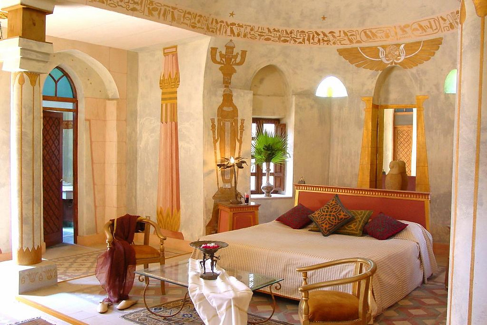 Al Moudira.7 Boutique Hotels in Egypt To Stay At For A More Personalized, Unique Trip