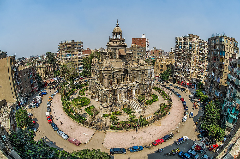 El Sakakini Palace. 7 Beautiful Palaces in Cairo You Can Still Visit Today