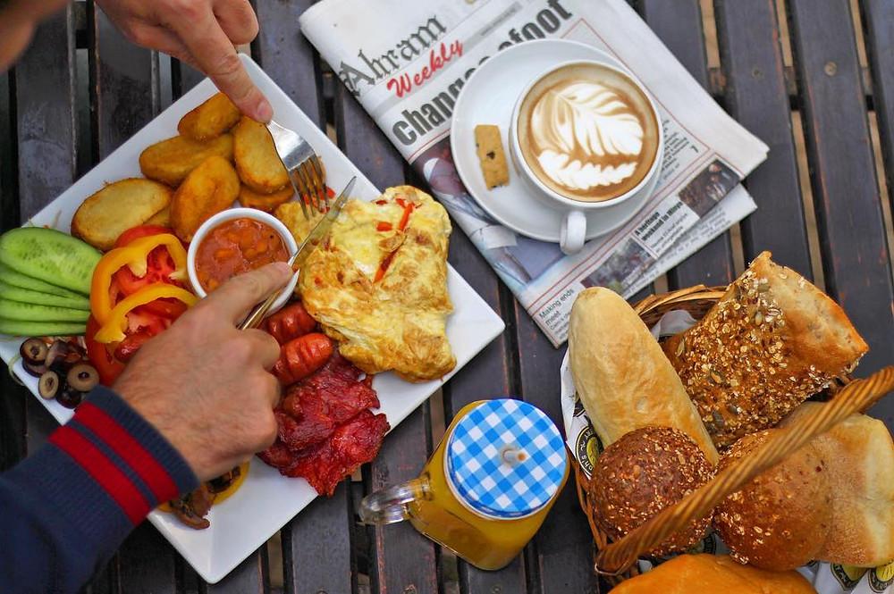 Ralph's German Bakery. Best Breakfast, Brunch and Bakeries in Maadi