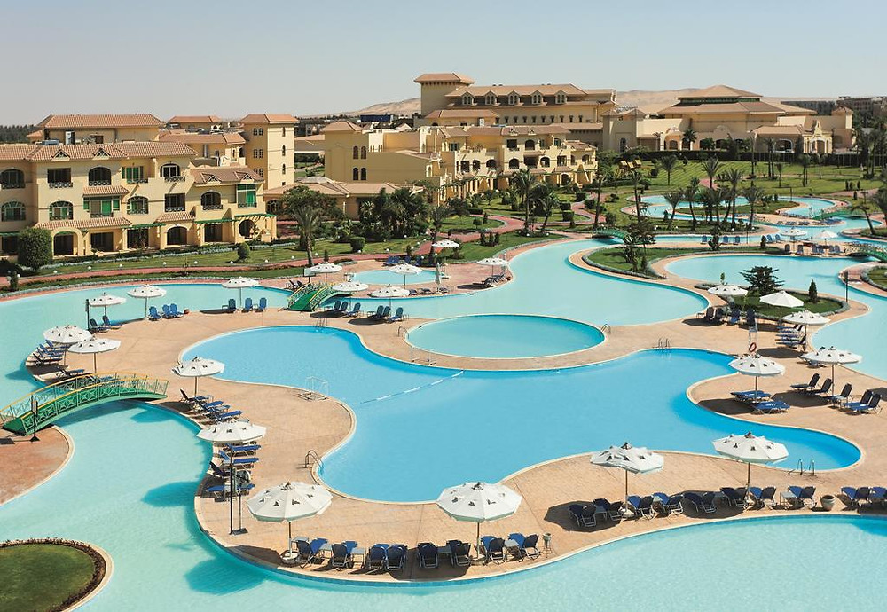 Movenpick Media City. Pools & Day-Use in Cairo: 7 Best Hotel Pools To Spend The Day At