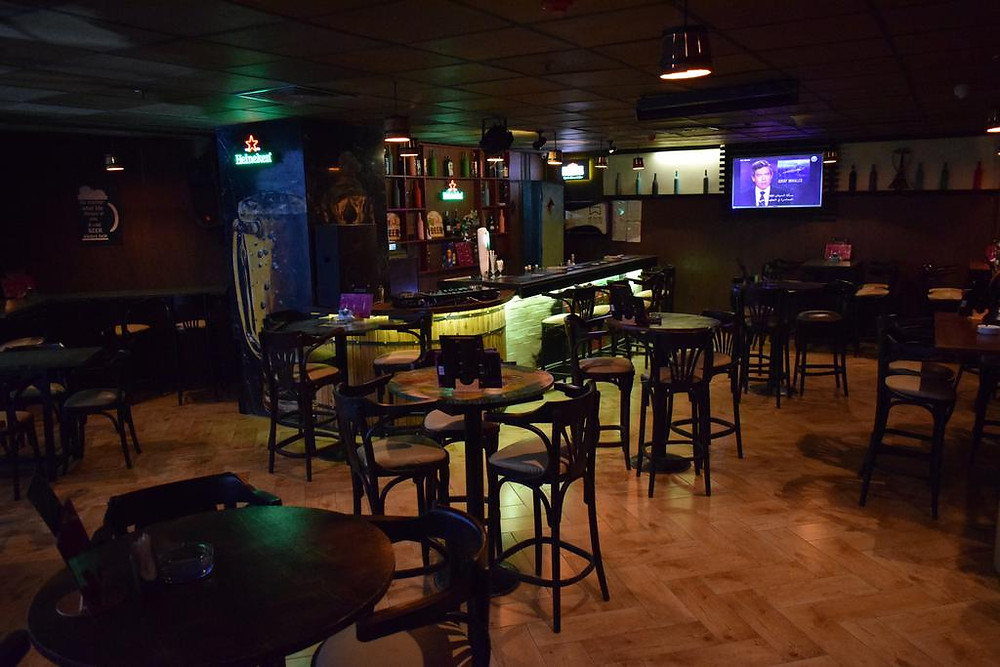 The Pint. Bars and Night Spots in Alexandria, Egypt