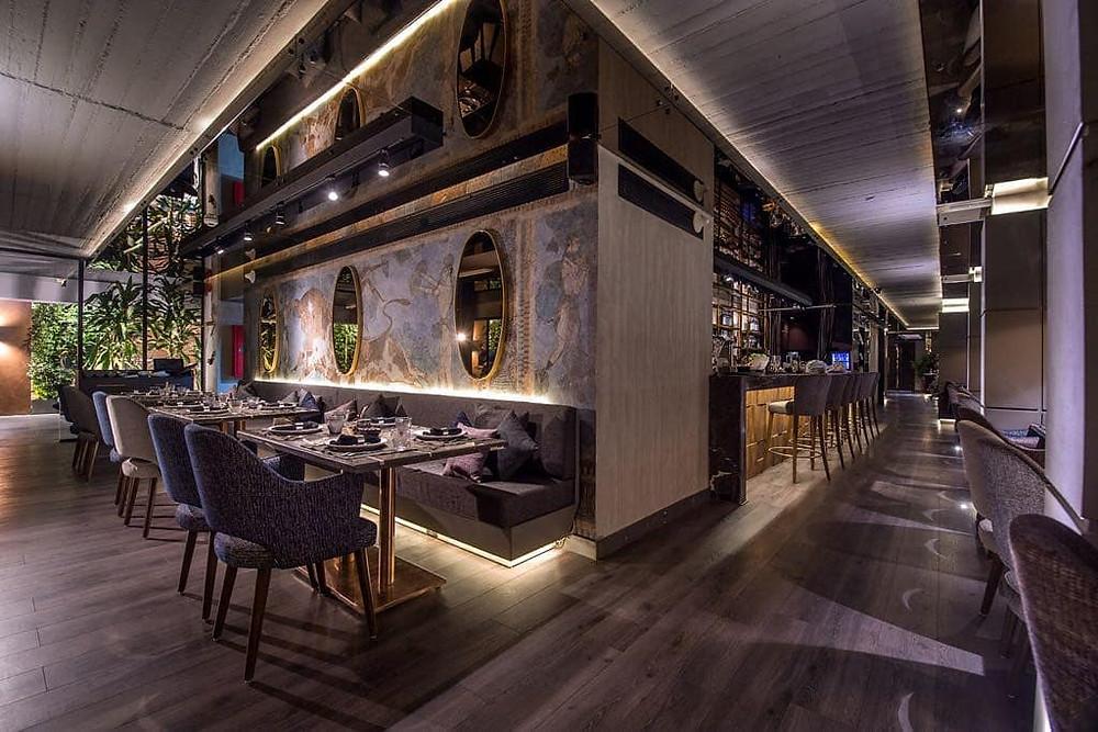 Esca. Nightlife in Heliopolis, Cairo: 10 Best Restaurants, Bars and Pubs