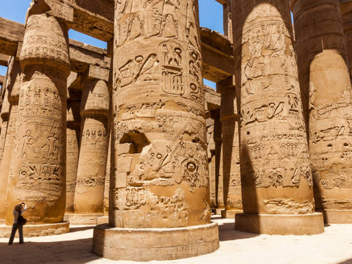 Ancient Egypt Bucket List: 20 Must-See Ancient Egyptian Sites