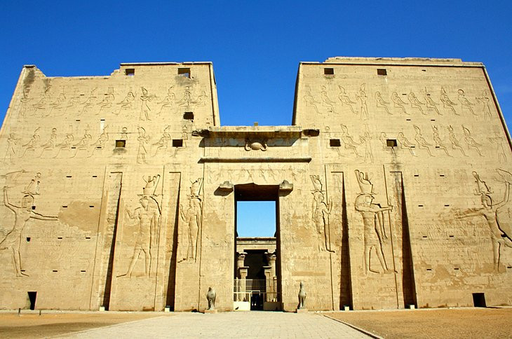 Most Impressive Ancient Egyptian Temples Still Standing Today. Edfu
