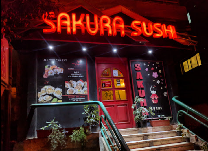 Sakura Sushi. Places To Have Dinner & Drinks in Maadi