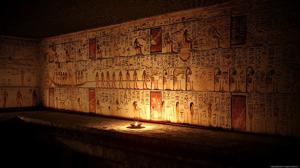 Best Ancient Egyptian Tomb Sites in Modern Day Egypt