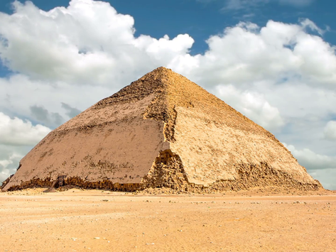 9 Different Egyptian Pyramids (That AREN'T The Giza Pyramids) You Need To See