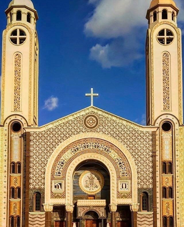 St. Mena Most Beautiful Coptic Orthodox Monasteries in Egypt