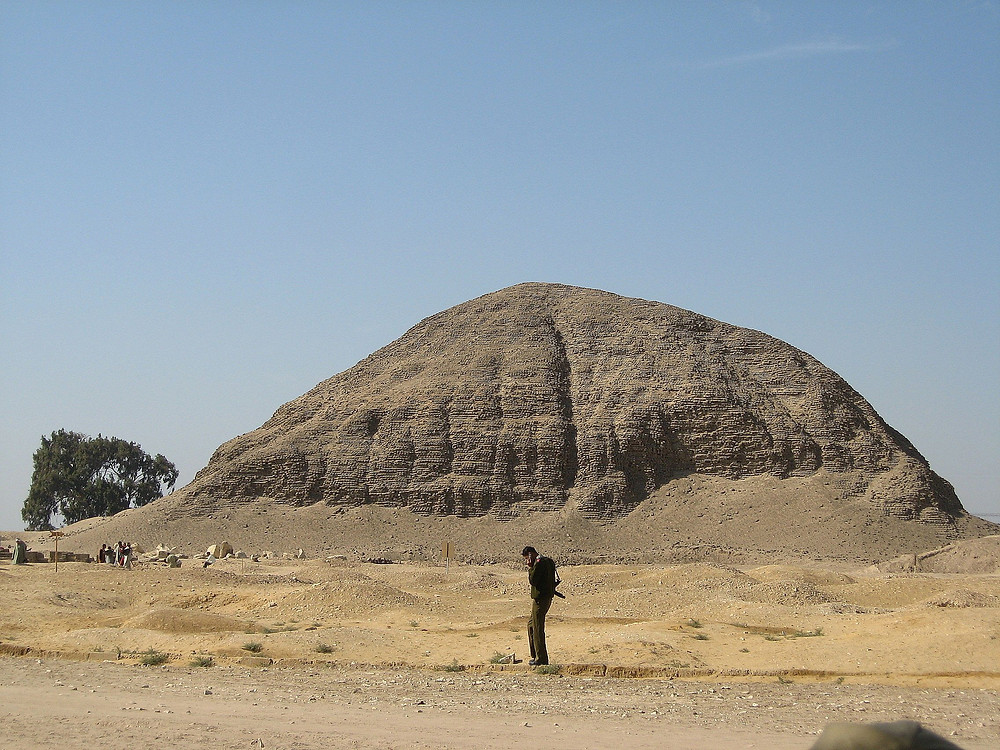 fayoum pyramids, hawara. 9 Different Egyptian Pyramids (That AREN'T The Giza Pyramids) You Need To See