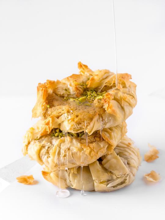 baklookie. 9 New & Strange Ramadan Desserts in Egypt