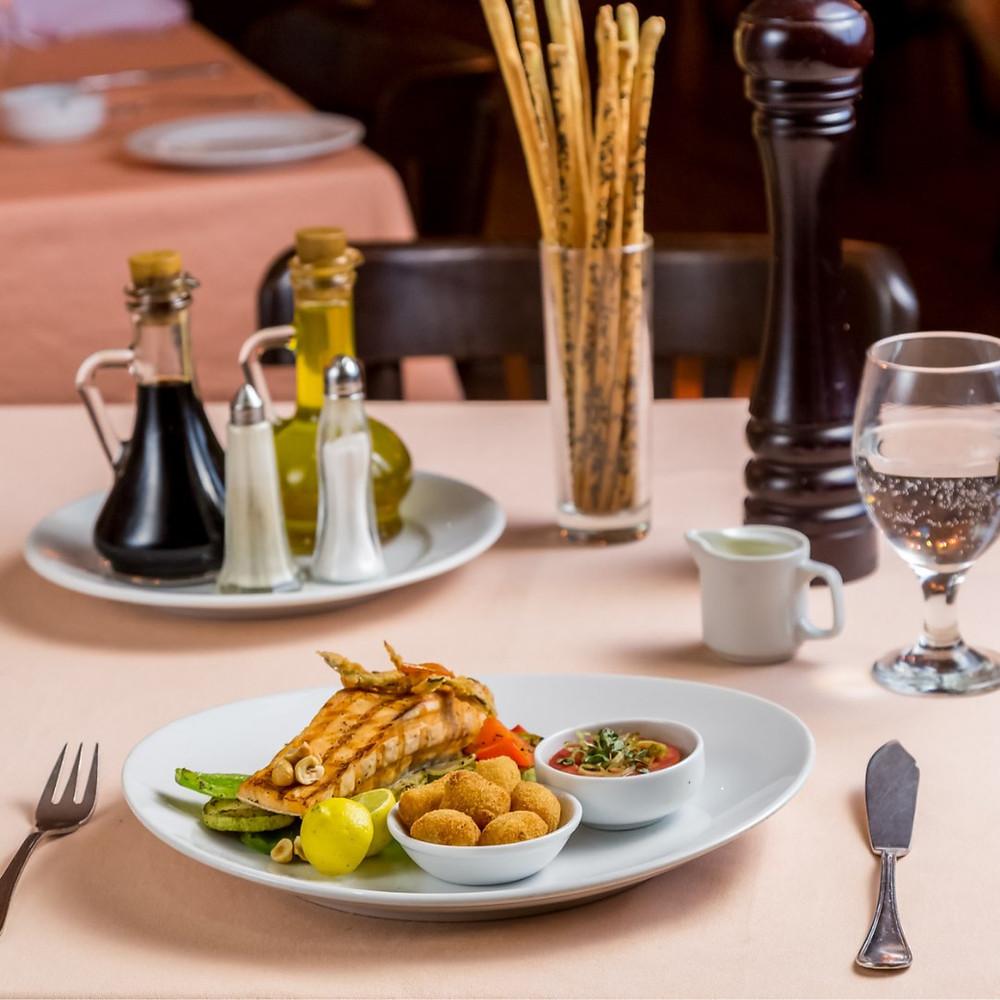 La Trattoria. Hidden gem restaurants in Zamalek