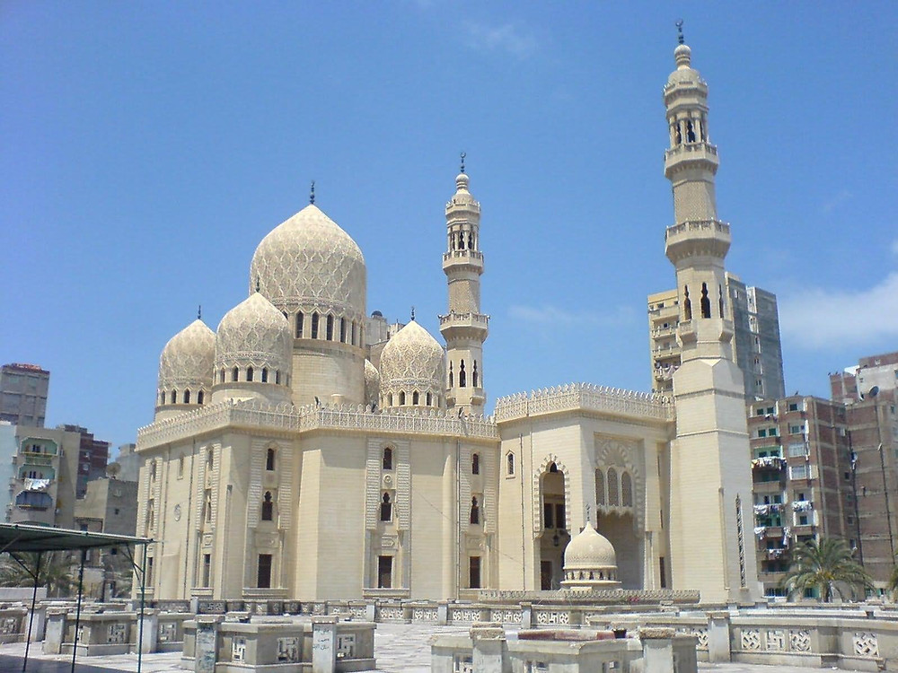 Abu el Abbas El Morsi mosque. Sightseeing in Alexandria, Egypt: 15 Best Things To See And Do