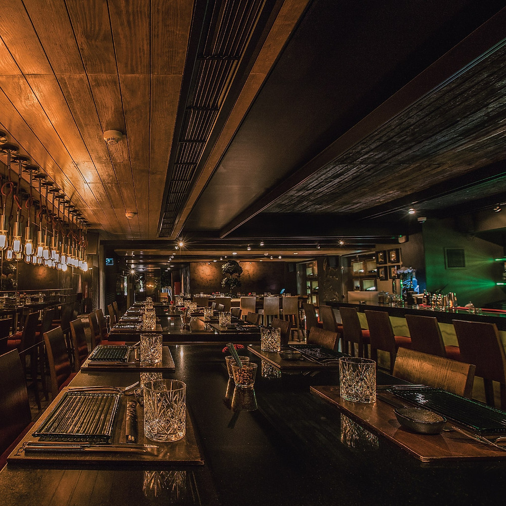 Sachi. Nightlife in Heliopolis, Cairo: 10 Best Restaurants, Bars and Pubs