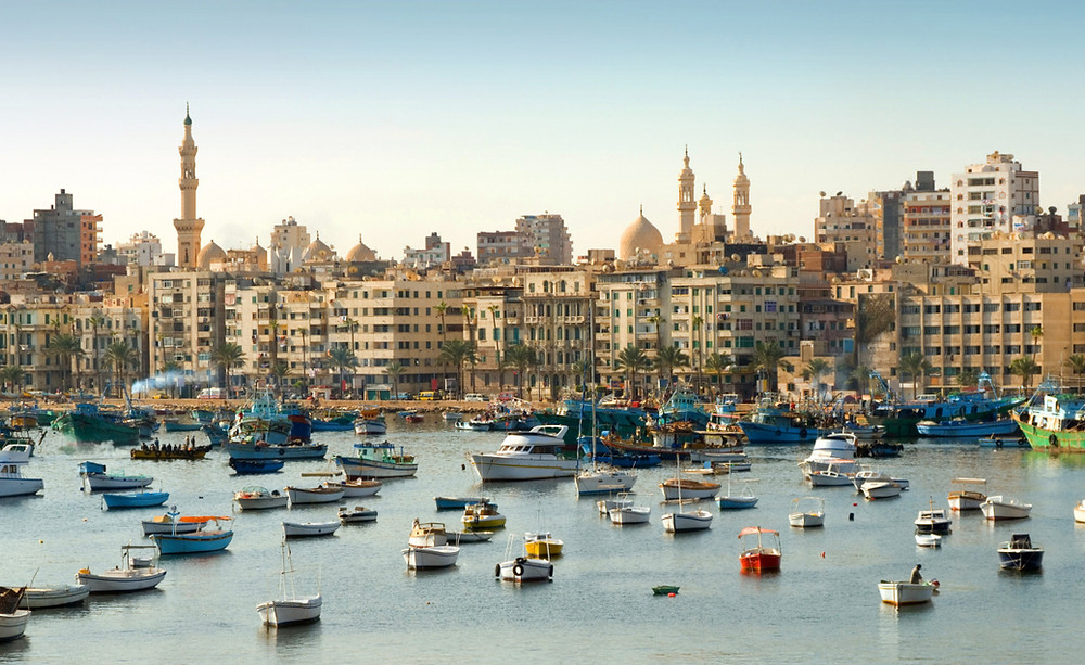 alexandria. 2 Weeks in Egypt: The Ultimate Local Itinerary
