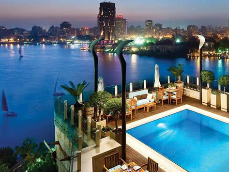 7 Best Hotels in Cairo, As Told By Someone Who's Actually Been To All of Them