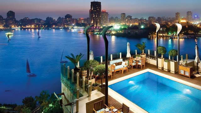 Nile Kempinski, one of Cairo's best hotels to stay at