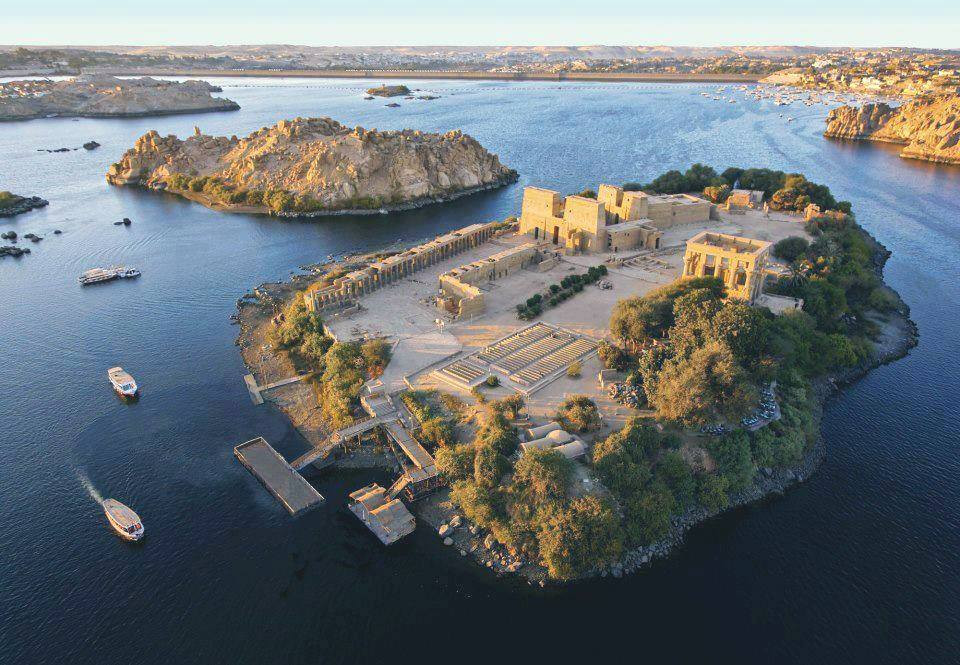 Philae. Most Impressive Ancient Egyptian Temples Still Standing Today