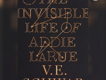 Book Review: The Invisible Life of Addie LaRue