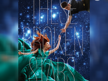 Book Review: These Broken Stars by Amie Kaufman & Meagan Spooner