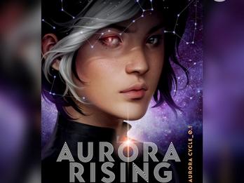 BOOK REVIEW: Aurora Rising by Amie Kaufman