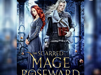 Thief : A Scarred Mage of Roseward book 1 review