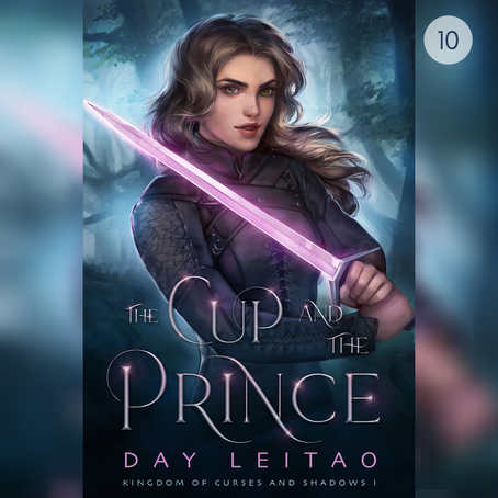 BLOG TOUR: The Cup and the Prince by Day Leitao - Release Day Review + Giveaway