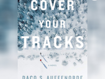 Book Review: Cover Your Tracks By Daco S. Auffenorde