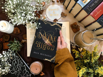 BOOK REVEW: Divine Blood by Beck Michaels