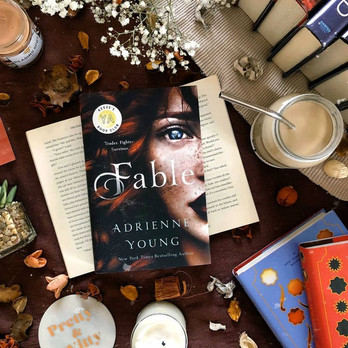 BOOK REVIEW: Fable by Adrienne Young