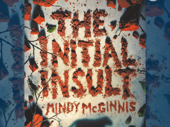 Book Review: The Initial Insult by Mindy McGinnis