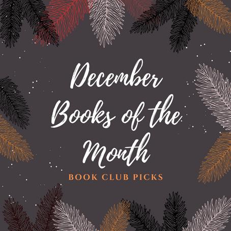 December Book Club BOTM 2020