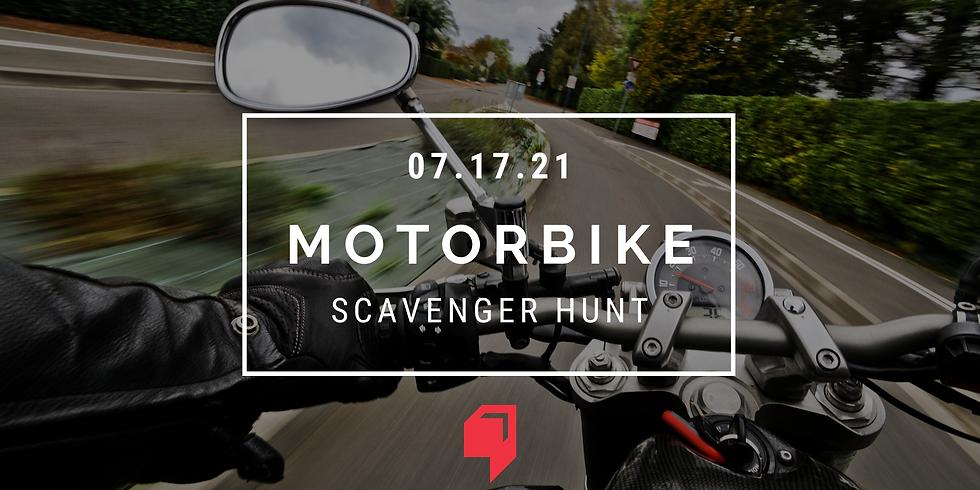 Motorbike Scavenger Hunt
