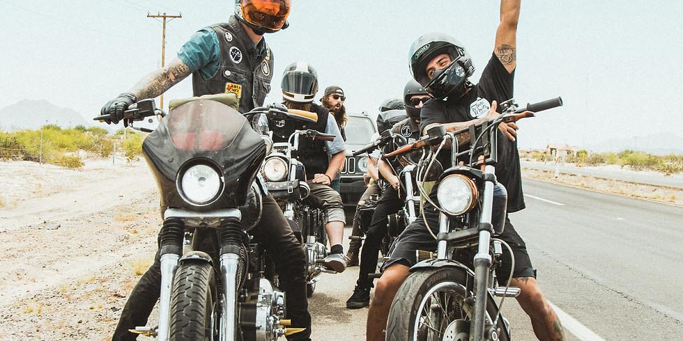 Motorcycle Scavenger Hunt