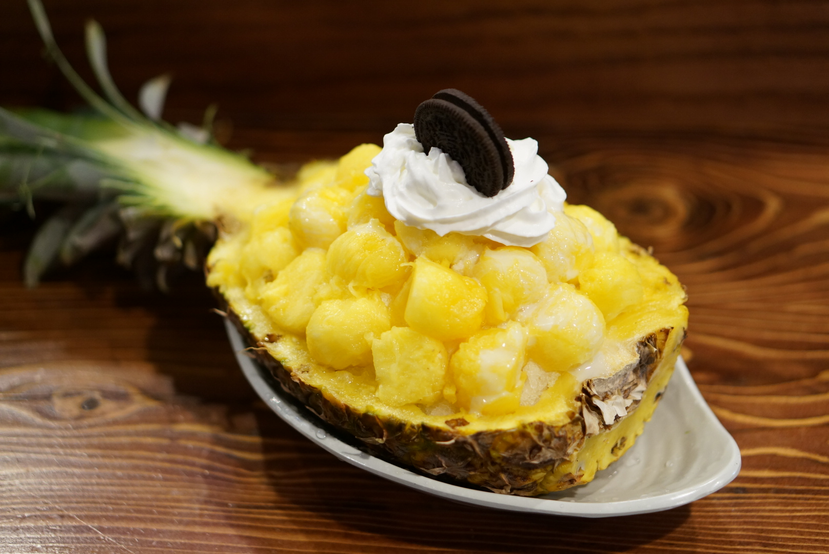 Shaved Ice (Pineapple)
