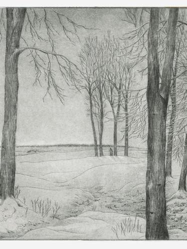 Winterreise: Die Post