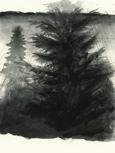 Inken Stabell - Rain