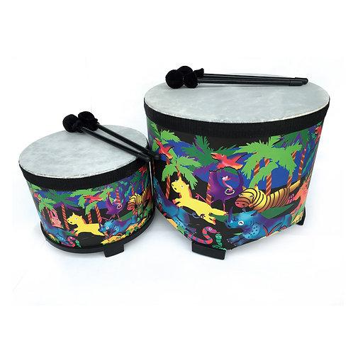 "Gathering Jungle Drum Tom (8""-14"")"