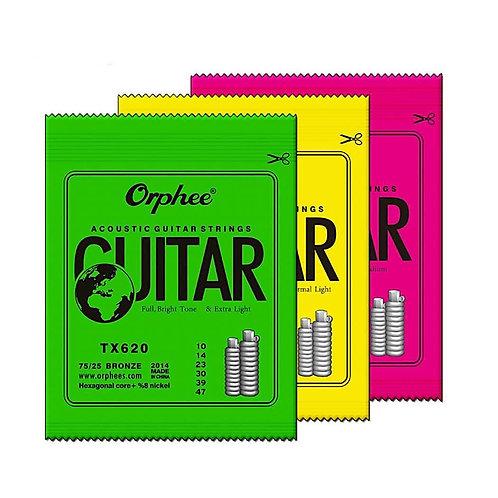 Orphee Acoustic Guitar Strings (0.09, 0.10, 0.11)