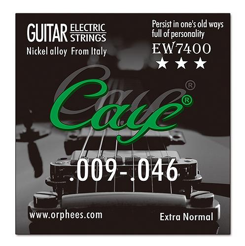 Caye Electric Guitar Strings (0.09, 0.10, 0.11)