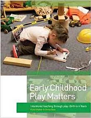 Early Childhood Play Matters : International Teaching Through Play